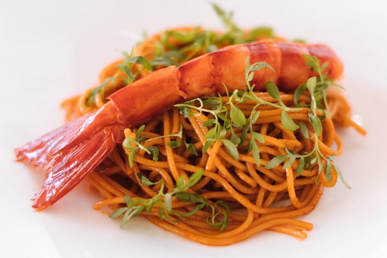 Fischgerichte von Restaurant Roma