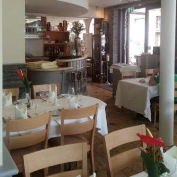 Restaurant Roma Thecke
